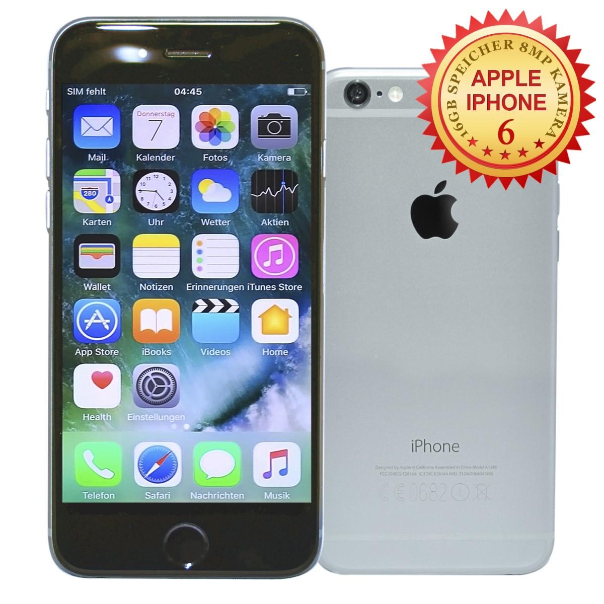 iphone 6 16gb gebraucht ohne vertrag