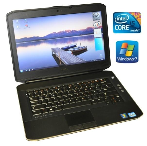 """Dell Latitude E5430 35.6 cm (14"""") Core i5 3320M 2.6GHz 4GB 500GB WEBCAM BLT DVD-RW WIN 7"""