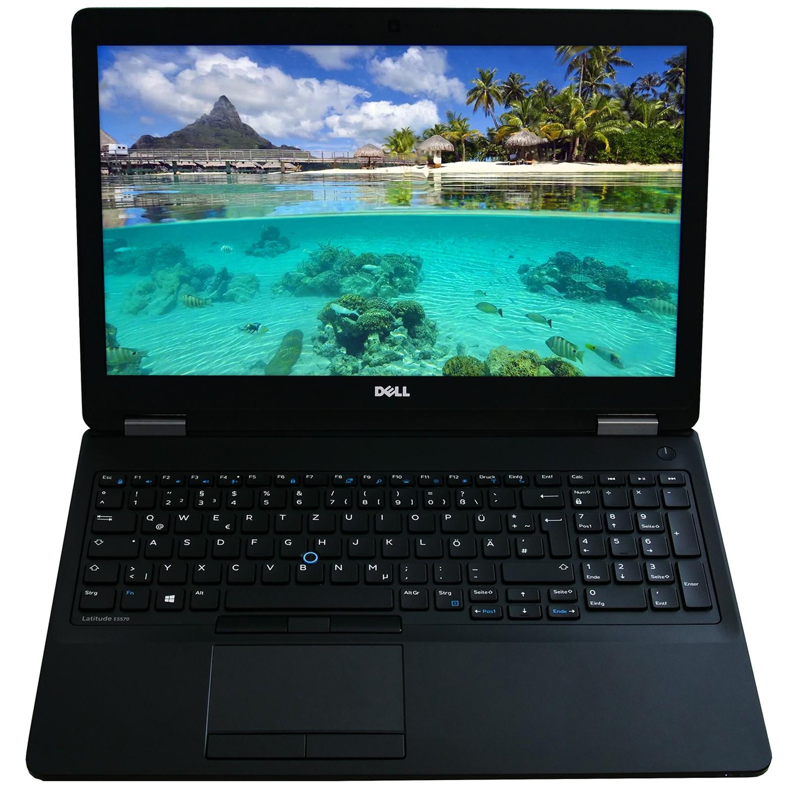 notebook gebraucht kaufen günstiges laptop dell latitude e5570 ssd notebook
