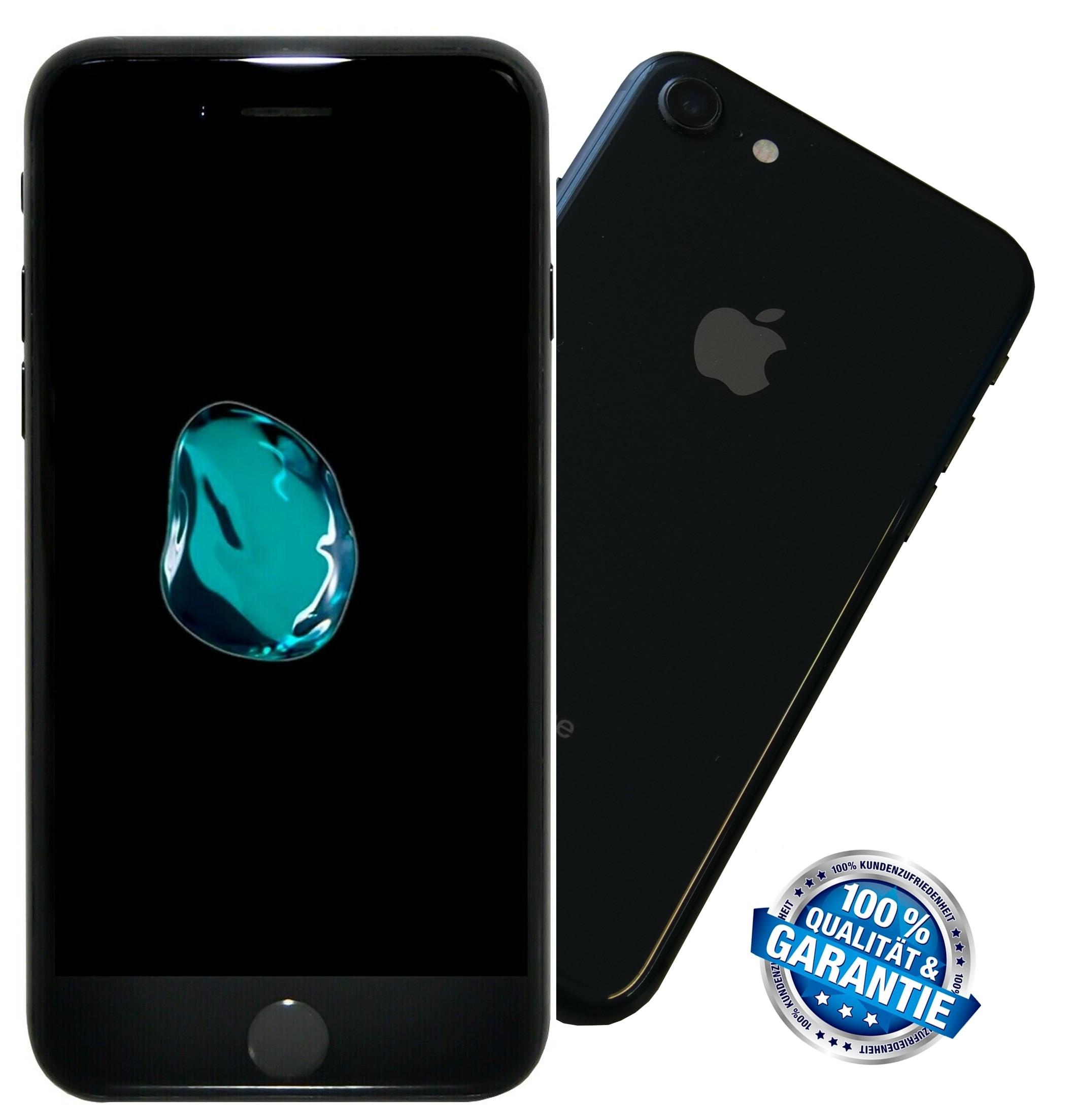 Apple iPhone 8 64GB  Space Gray Smartphone (Ohne Vertrag / Simlock)