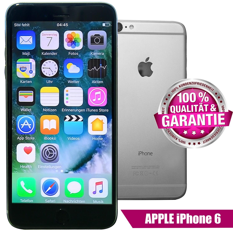 apple smartphone iphone 6 ohne vertrtag gebraucht günstig kaufen