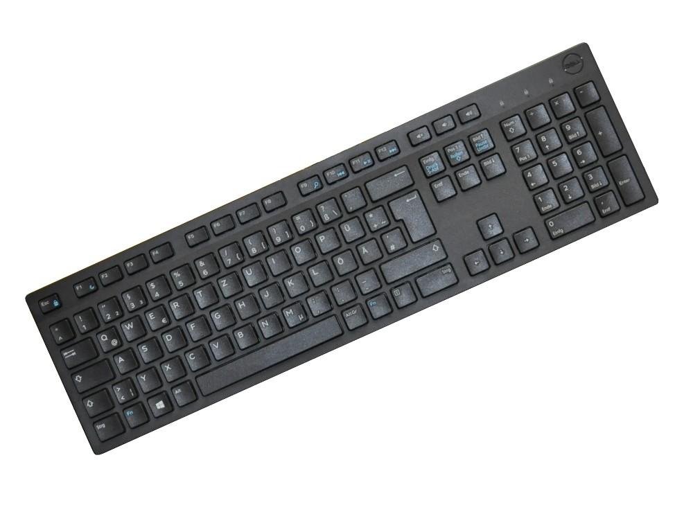 Dell KB216 Multimedia Tastatur NEU