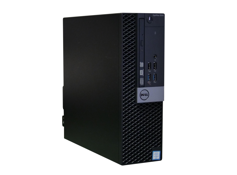 Dell Optiplex 5040 SFF Intel Core i5 6400 8GB 240GB SSD DVD-RW COM HDMI WIN 10