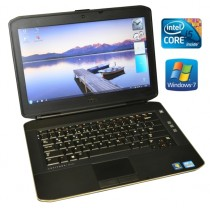 "Dell Latitude E5430 35.6 cm (14"") Core i5 3320M 2.6GHz 4GB 500GB WEBCAM BLT DVD-RW WIN 7"