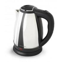 Wasserkocher Edelstahl bis 2200W 1,8L Teekocher Wasseraufbereiter Kabelloss