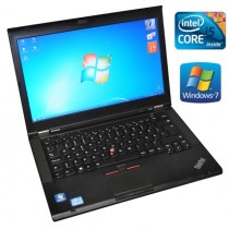 Lenovo ThinkPad T430 i5 3320M 2.6GHz 8GB 320GB CAM 1600 x 900 HD+ Win 7 Tast Bel