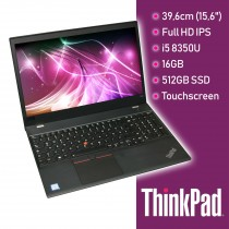 notebook lenovo thinkpad laptop ssd touch laptop