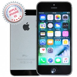 APPLE IPHONE 5S 32GB SPACEGRAU (OHNE SIMLOCK) SMARTPHONE