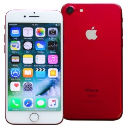 Apple iPhone 7 128GB RED Rot Smartphone (Ohne Vertrag / Simlock)