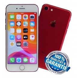 Apple iPhone 7 256GB (PRODUCT) RED Rot Smartphone (Ohne Vertrag / Simlock)
