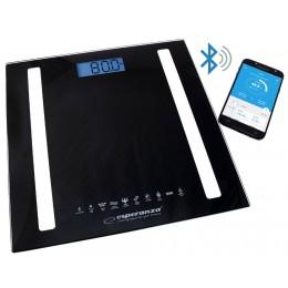 8in1 Personenwaage Körperwaage Körperfettgehalt Körperanalysewaage BMI bis 180KG