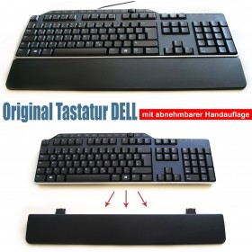 Dell KB522 Business Multimedia Tastatur, Deutsch, QWERTZ, Schwarz