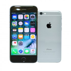 Apple iPhone 6 64GB Spacegrau Smartphone B-Ware (Ohne Vertrag / Simlock)