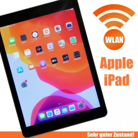 Apple iPad 5. Generation ( 2017 ) 32GB, WLAN, Space Grau, Guter Zustand