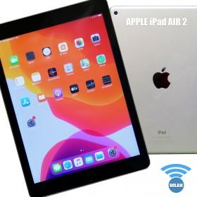 Apple iPad Air 2 64GB 24.64 cm (9.7 Zoll), WLAN, Space Grau, Gewährleistung