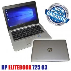 "HP EliteBook 725 G3 12,5"" AMD A10 PRO 8700B 1,8 GHz 8GB 256GB SSD CAM BLT Win 10"