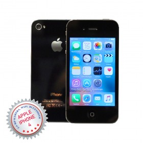 APPLE IPHONE 4 8GB SCHWARZ  Smartphone ( Ohne Simlock )