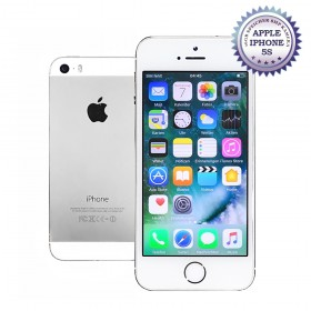 Apple iPhone 5s 16GB Silber (Ohne Simlock) Smartphone