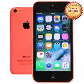 Apple iPhone 5c 32GB Pink (Ohne Simlock) Smartphone