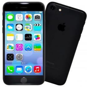 Apple iPhone 7 32GB, gebraucht, schwarz / Smartphone ohne Vertrag