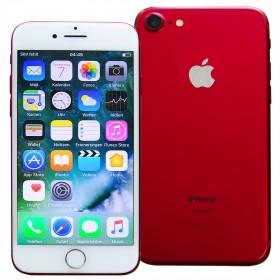 Apple iPhone 7 256GB RED Rot Smartphone (Ohne Vertrag / Simlock)