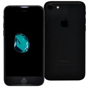 Apple iPhone 7 128GB Diamant Schwarz JET BLACK (Ohne Vertrag / Simlock) Guter Zustand. Smartphone. Handy.
