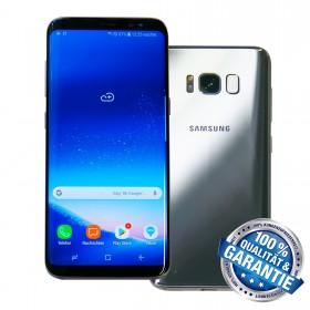 Samsung Galaxy S8 gebraucht, 64GB, ohne Vertrag, Silver