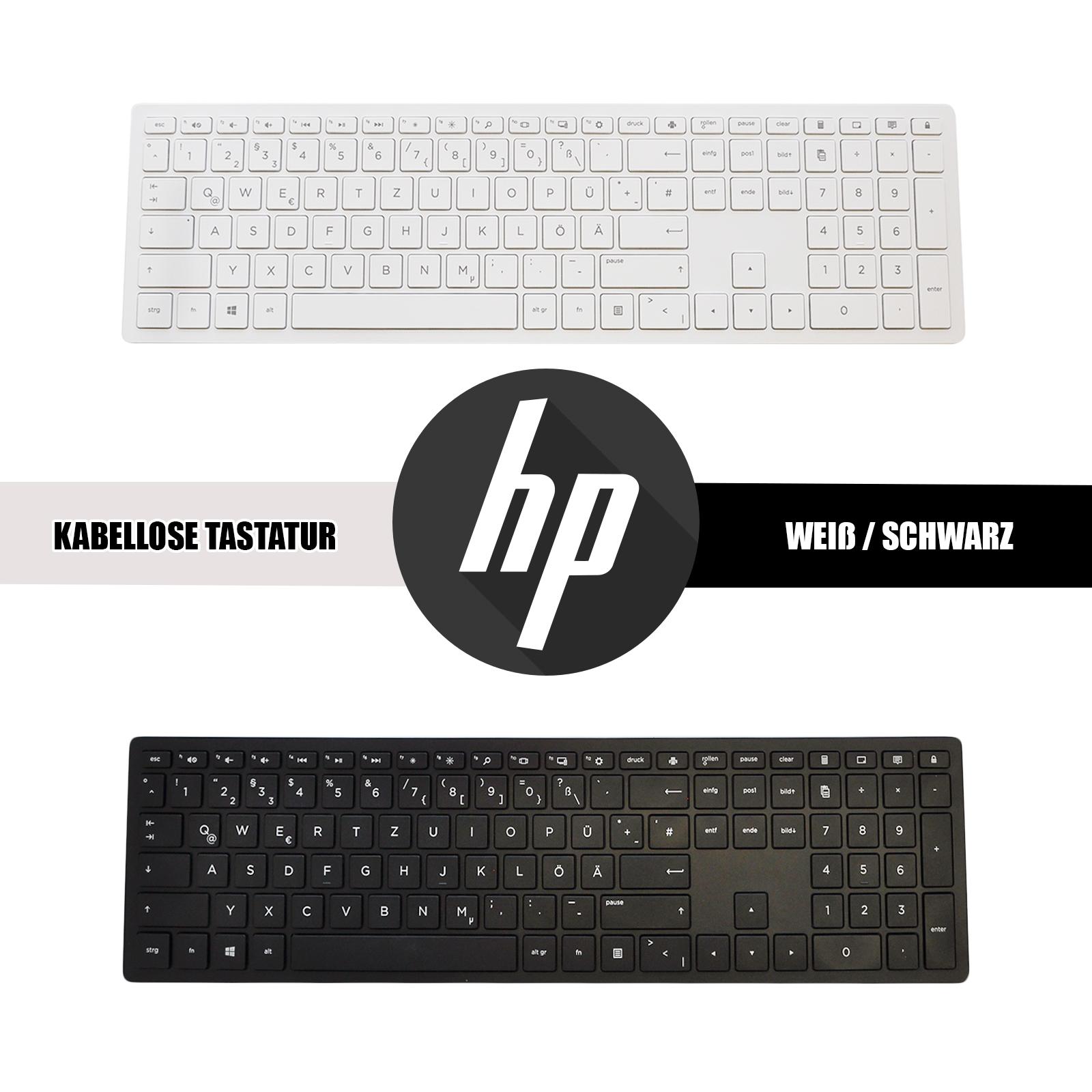 hp kabellose tastatur und maus
