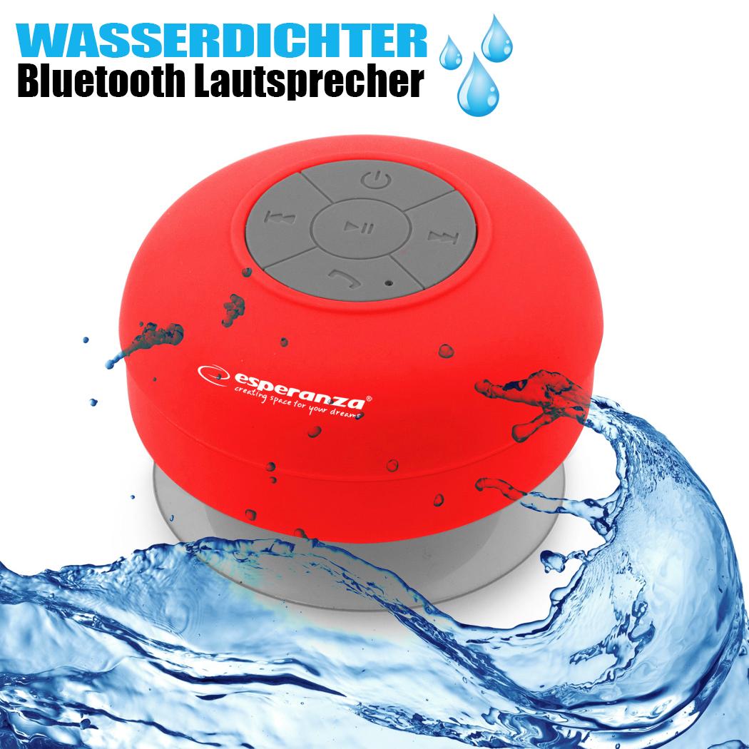bluetooth lautsprecher für badewanne
